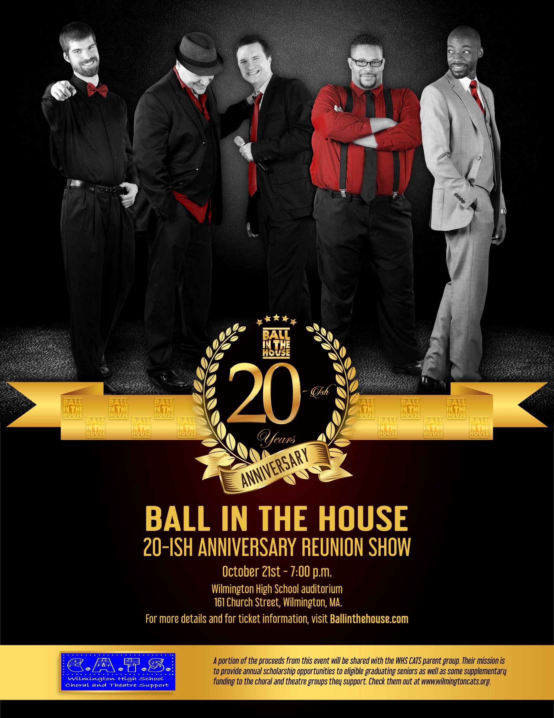 dd3738356 20th Anniversary Show Is Finally Here!!! | News | Ball in the House